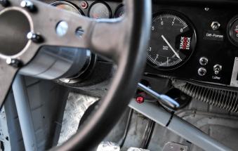 BMW 1800 Ti, Stack, Hahne, Rennwagen