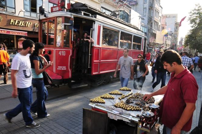 © BERNDT ANDRESEN, Istanbul
